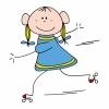 girl-on-rollerskates-1397753-s