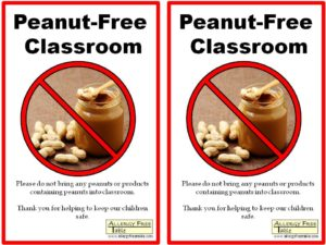 peanut-free-poster-for-classroom